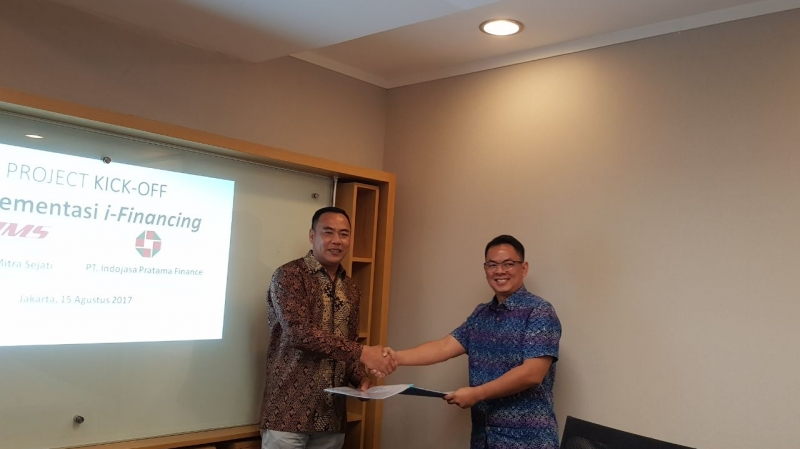 "Kick Off Implementation System ""i-Financing"""